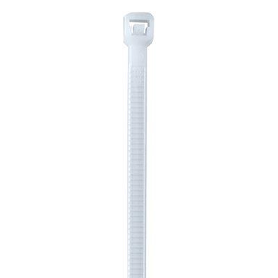 """9"""" 40# Cable Ties - Natural"""