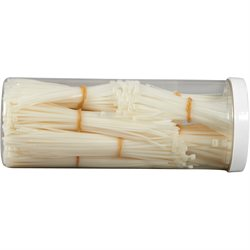 Cable Tie Kit - Assorted Natural