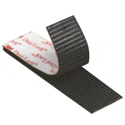 """2"""" x 150' Black 3M SJ3552 Dual Lock™ Fasteners"""