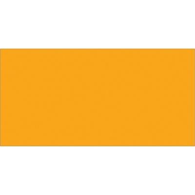 "2 x 4"" Fluorescent Orange Inventory Rectangle Labels"