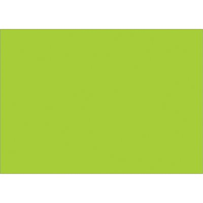 """5 x 7"""" Fluorescent Green Inventory Rectangle Labels"""