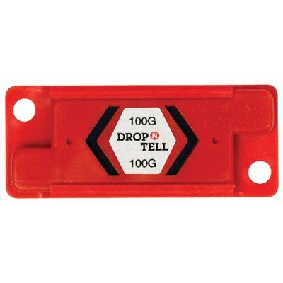 100G Resettable Drop-N-Tell® Indicators