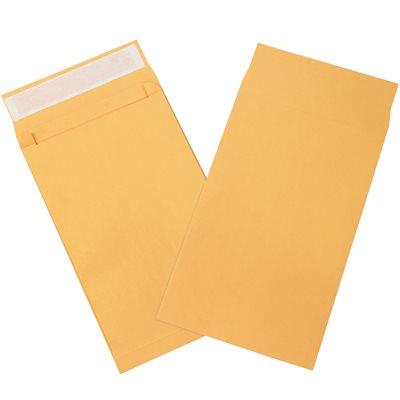 "10 x 15 x 2"" Kraft Expandable Self-Seal Envelopes"
