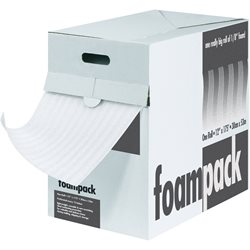 "1/4"" x 12"" x 85' Air Foam Dispenser Packs"