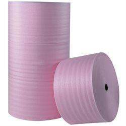 """1/8"""" x 72"""" x 550' Anti-Static Air Foam Roll"""