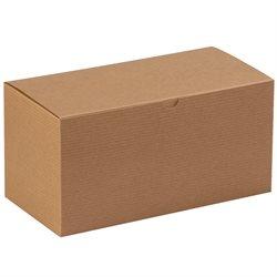 "12 x 6 x 6"" Kraft Gift Boxes"