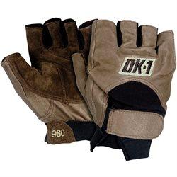 Half-Finger Impact Gloves - Medium