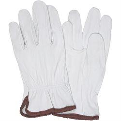 Goatskin Leather Drivers Gloves - XLarge