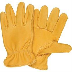 Deerskin Leather Drivers Gloves - XLarge