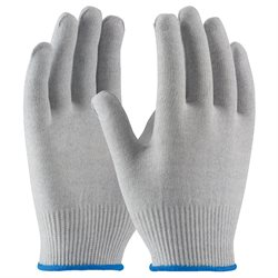 ESD Uncoated Nylon Gloves - Large