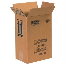"8 3/16 x 5 11/16 x 12 3/8"" 1 - 1 Gallon F-Style Paint Can Boxes"