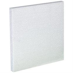 4 - 1 Gallon Plastic Jug Foam Insert