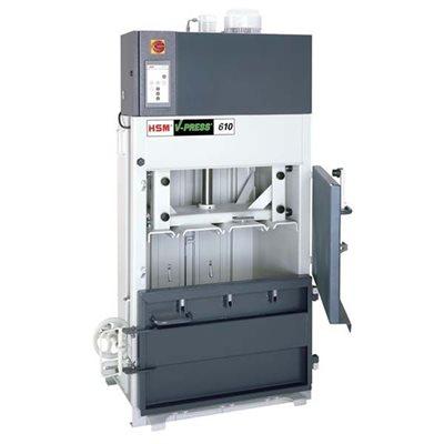 HSM V-Press 610 Bailing Press