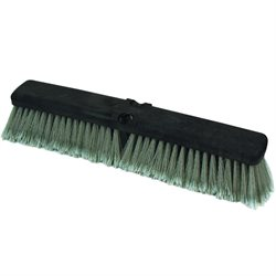 "O'Cedar® 18"" Light-Duty Push Broom Head"