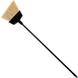 "O'Cedar® 11"" Upright Angle Broom (handle included)"