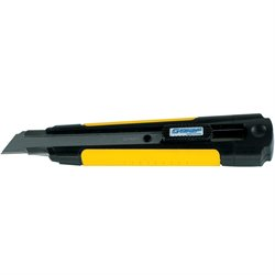 SK-233 8 Pt. Steel Track® Snap Utility Knife with Grip