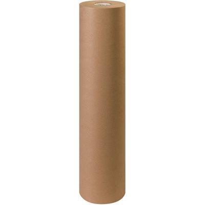 "40"" - 50 lb. Kraft Paper Rolls"