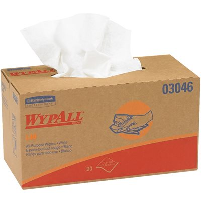 WypAll® L40 All Purpose Wipers Dispenser Box