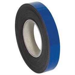 "1"" x 50' - Blue Warehouse Labels - Magnetic Rolls"