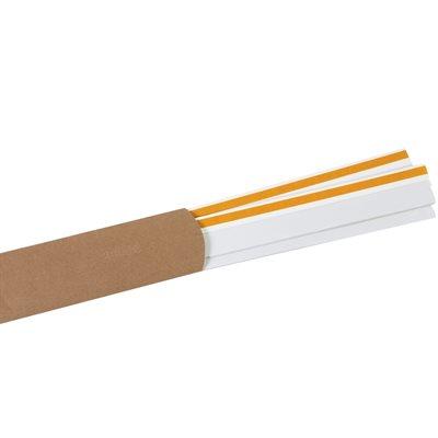 "1 1/4 x 48"" Slip-Strip™ Label Holder Strips"