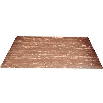 4 x 6' Walnut Marble Anti-Fatigue Mat