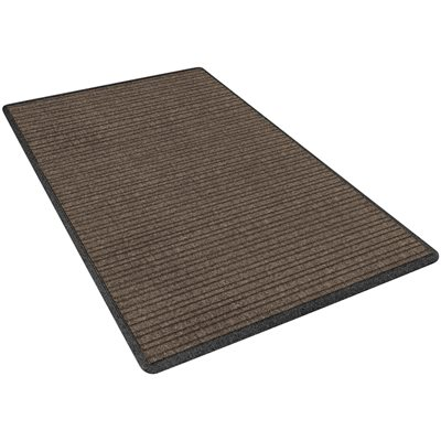 4 x 6' Brown Deluxe Entry Mat