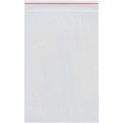 "5 x 8"" - 2 Mil Minigrip® Reclosable Poly Bags"