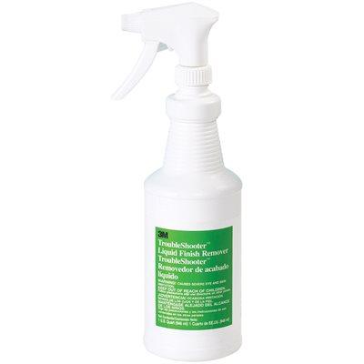 Troubleshooter™ Liquid Finish Remover