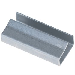 "5/8"" Open/Snap On Metal Poly Strapping Seals"