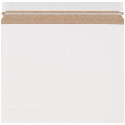 """12 1/4 x 9 3/4"""" White Utility Flat Mailers"""