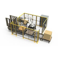 Brenton RPX Robotic Palletizer
