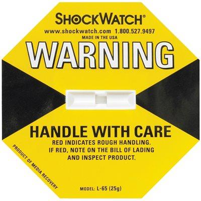 25G ShockWatch® Indicators
