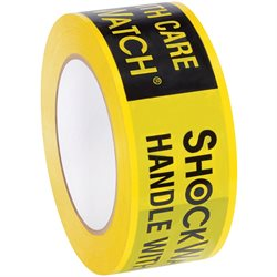 "ShockWatch® 2"" x 100 yds. Alert Tape"