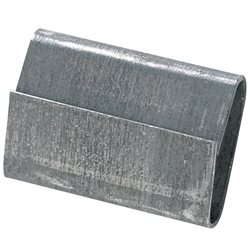 "3/4"" Closed/Thread On Regular Duty Steel Strapping Seals"