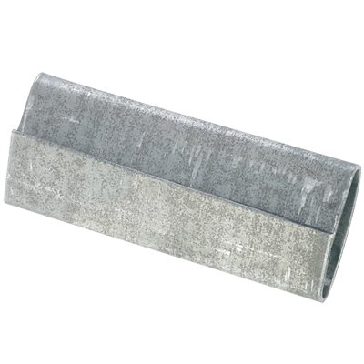 """1 1/4"""" Closed/Thread On Heavy Duty Steel Strapping Seals"""