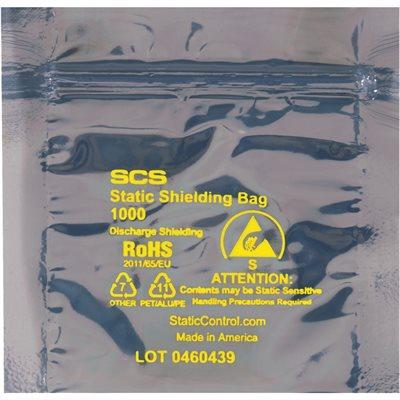 "20 x 20"" Reclosable Static Shielding Bags"