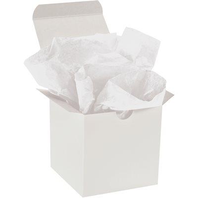 """10 x 15"""" White Gift Grade Tissue Paper"""