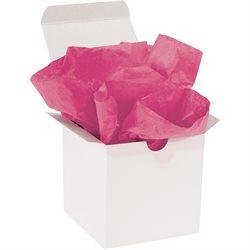 "15 x 20"" Cerise Gift Grade Tissue Paper"