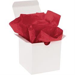 "15 x 20"" Scarlet Gift Grade Tissue Paper"