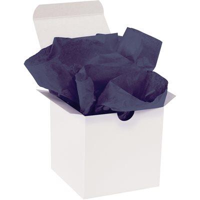 "20 x 30"" Midnight Blue Gift Grade Tissue Paper"