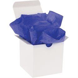 "20 x 30"" Parade Blue Gift Grade Tissue Paper"