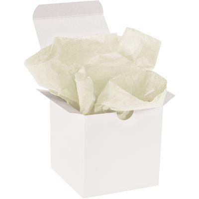 "20 x 30"" French Vanilla Gift Grade Tissue Paper"