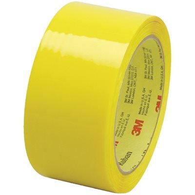 """2"""" x 55 yds. Yellow 3M 373 Carton Sealing Tape"""