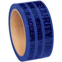 "2"" x 60 yds. Blue Tape Logic® Secure Tape"