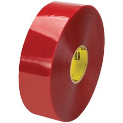 "3"" x 1000 yds. Clear 3M 3779 Pre-Printed Carton Sealing Tape"