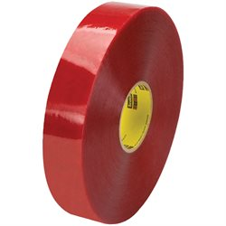 "2"" x 1000 yds. Clear 3M 3779 Pre-Printed Carton Sealing Tape"