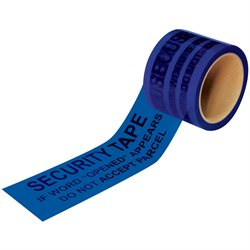 "3"" x 60 yds. Blue (1 Pack) Tape Logic® Secure Tape"