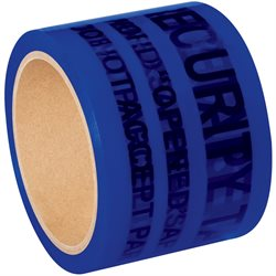 "3"" x 60 yds. Blue Tape Logic® Secure Tape"
