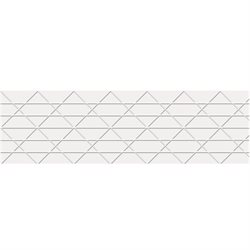 72mm x 375' White Central® 240 Reinforced Tape