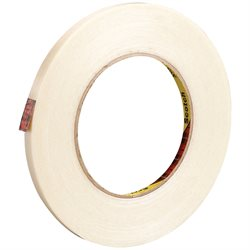 "1/4"" x 60 yds. (12 Pack) 3M 898 Strapping Tape"